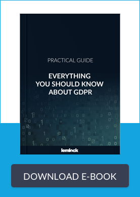Lemlock ebook. Practical guide: Everything you should know about GDPR